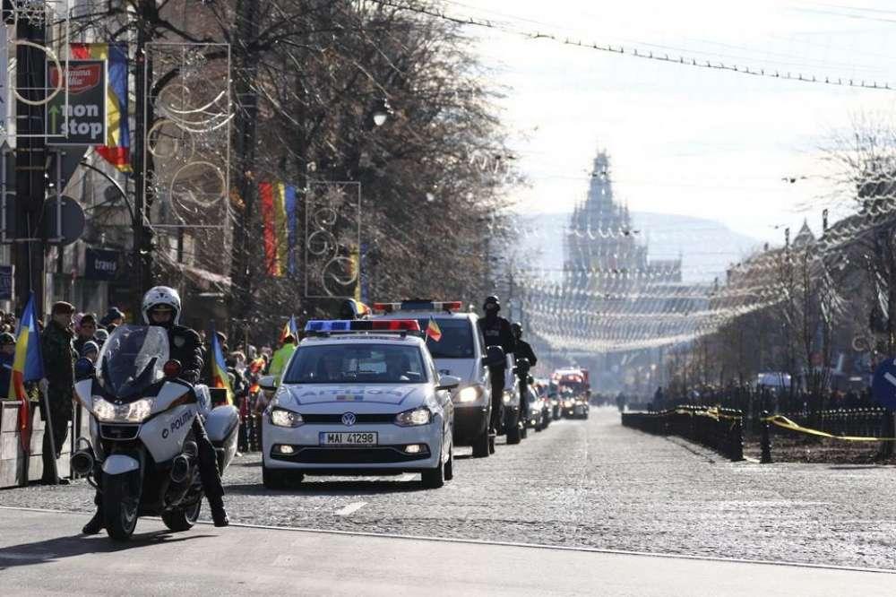 Programul complet al manifestarilor organizate la Iasi de Ziua Romaniei