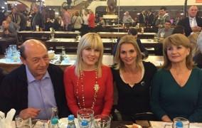Terapie în grup cu Băsescu. Ce au facut iesenii din PMP in cambuza lui Basescu din Casa Poporului