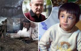 Gigi Becali, gest incredibil pentru băieţelul de 6 ani din Vaslui, care şi-a salvat surorile de la moarte!