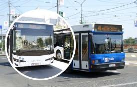 Mercurialul spagilor la Compania de Transport Public din Iasi. Spaga de 100 de euro pentru repartitia unui autobuz nou