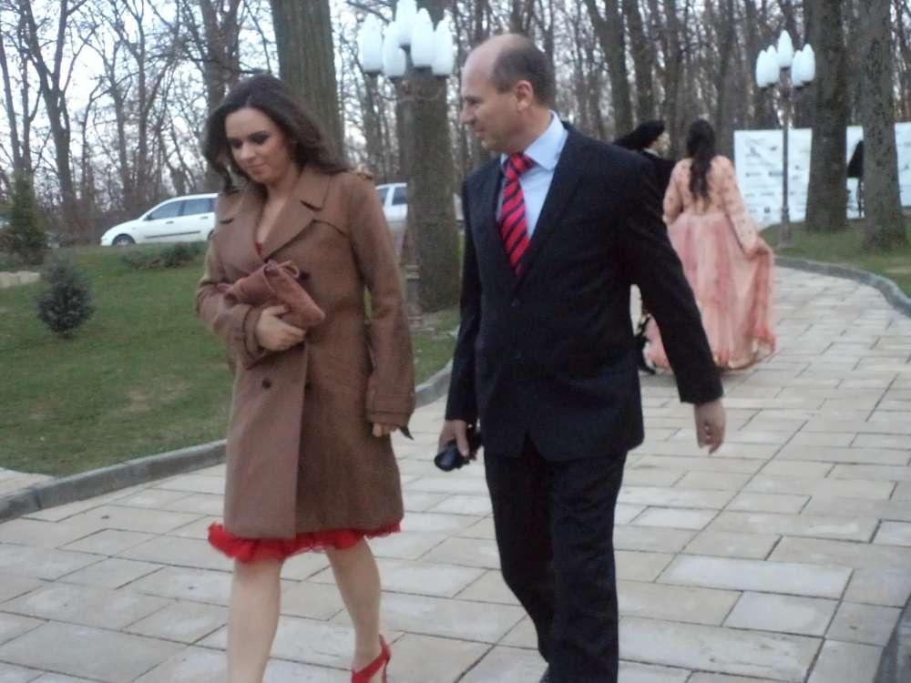 Nunta mare in familia presedintelui CJ Iasi. Fiica lui Maricel Popa se marita