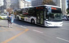 Tarife pentru transportul in comun, reduse pentru studentii care stau la periferia Iasului