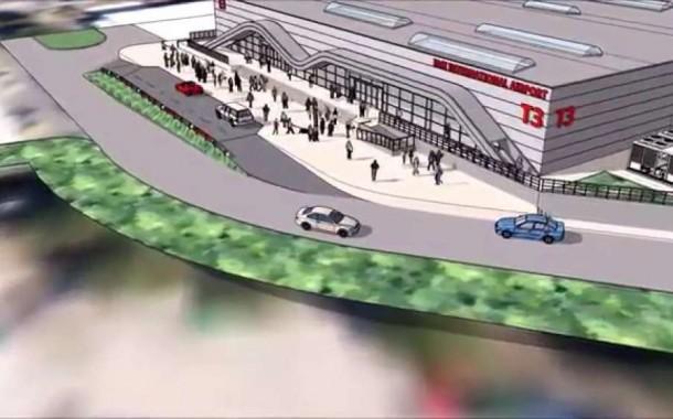 Un nou terminal, zona cargo, legaturi cu un hub mondial si unitate de mentenanta pentru aeronave, noile investitii de la Aeroportul Iasi