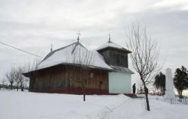 Biserica de lemn a răzeşilor lui Ştefan cel Mare, la un pas de autodemolare