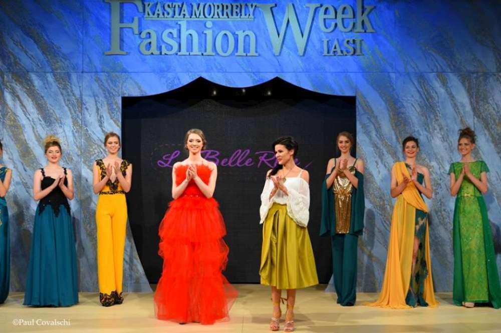Ziua a treia a celui mai asteptat festival international de moda desfasurat la Iasi