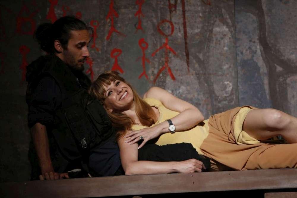 Sandros, o noua premiera pe scena Teatrului National din Iasi