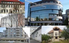 Telekom vinde șase proprietăți imobiliare. Trei sunt în centrul Iașului