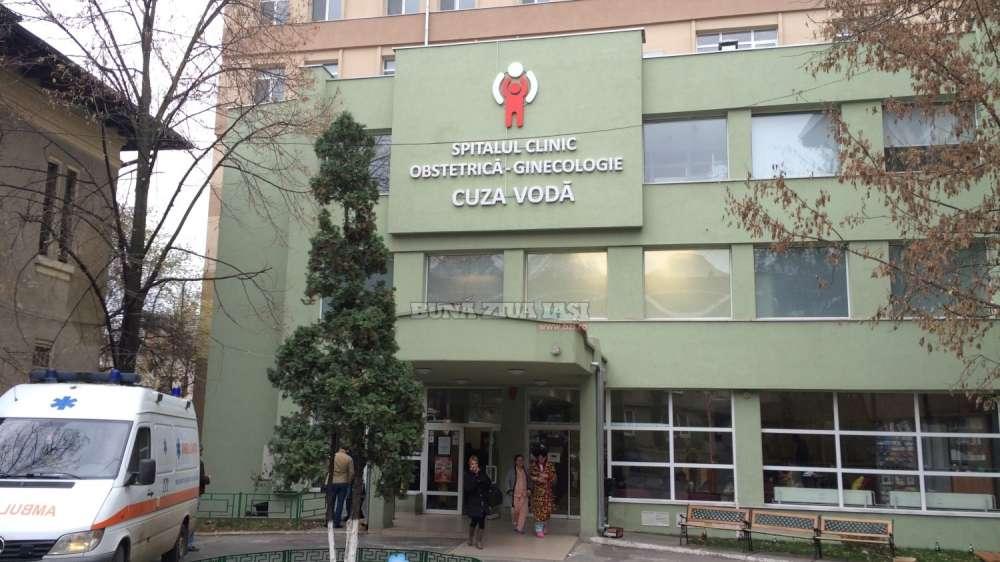 Salvați Copiii a dotat Maternitatea Cuza-Vodă din Iași cu un ventilator de suport respirator de înaltă performanță