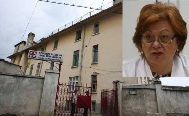 Specialista in virusi si spagi, Carmen Dorobat, condamnata definitiv la 3 ani de închisoare cu suspendare