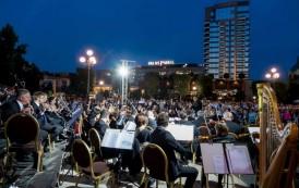 Concert de Anul Nou al Filarmonicii, sambata, la Palas