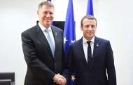 Emmanuel Macron confirmă vizita oficială în România pe 24 August