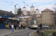 Circulația tramvaielor de pe traseele 1b și 9, întreruptă pe Copou