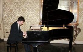 Recital de pian, Daniel Dascălu, in Sala Voievozilor a Palatului Culturii