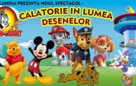 Spectacole pentru copii în weekend la Ateneu