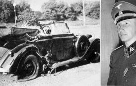 Operaţiunea Anthropoid: asasinarea lui Reinhard Heydrich, una dintre cele mai diabolice minţi naziste, fost şef al Gestapo care a pus la cale Holocaustul