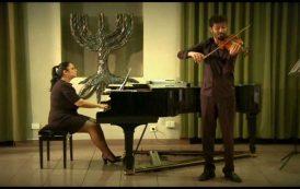 Concert de exceptie in Aula BCU. Societatea Muzicala organizeaza primul turneu national al DUO Stoica