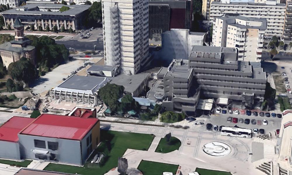 Un hotel din Centru se extinde cu trei corpuri de clădire