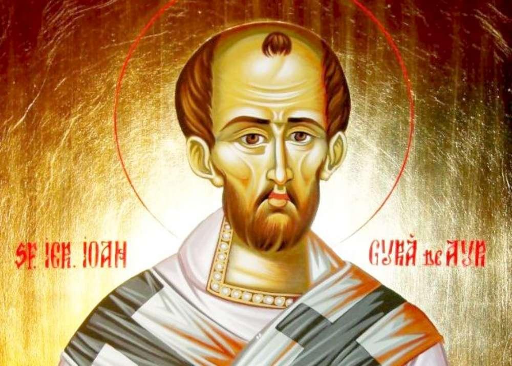 Sfântul Ioan Gură de Aur apărătorul și părtinitorul celor necăjiți pomenit pe 13 noiembrie Ce nu este bine să faci în această zi