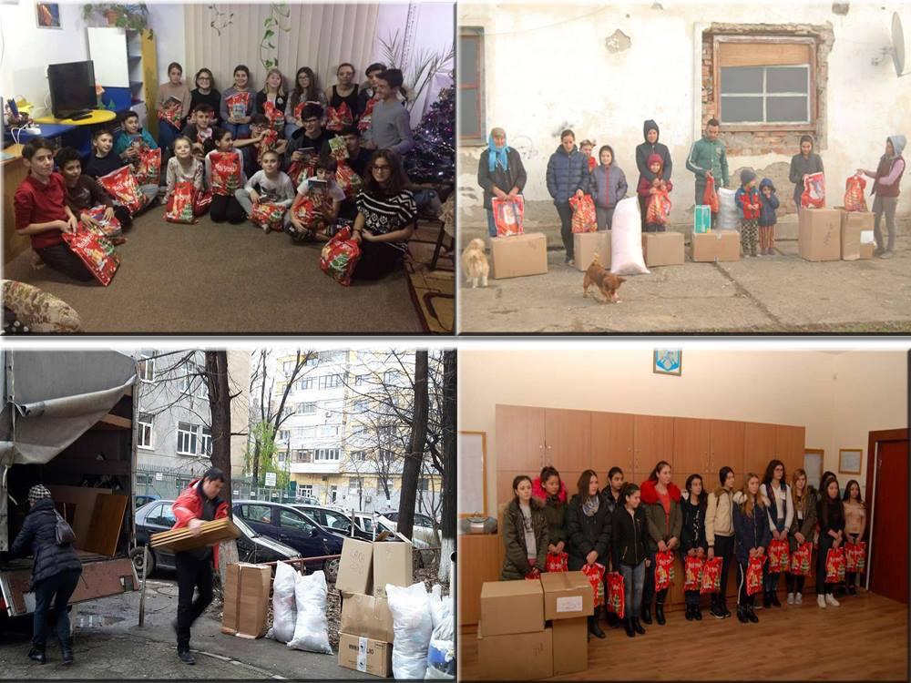 """Peste 100 de copii, beneficiari ai campaniei initiate de AgoraPress. Lista prietenilor Campaniei """"Daruim de Craciun"""""""