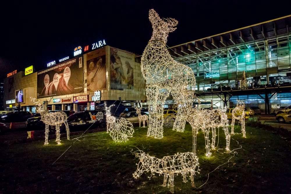 Un sejur in Thailanda si 3.000 de premii, cadourile de Craciun de la Iulius Mall Iasi