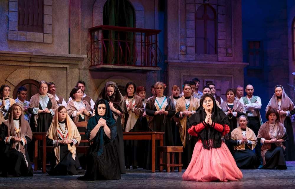 Final grandios de stagiune la Opera Romana din Iasi