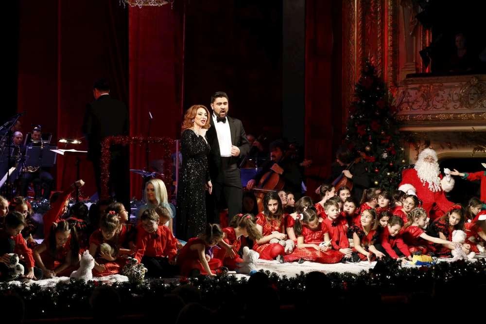 Cinci concerte de Crăciun la Opera Nationala din Iasi