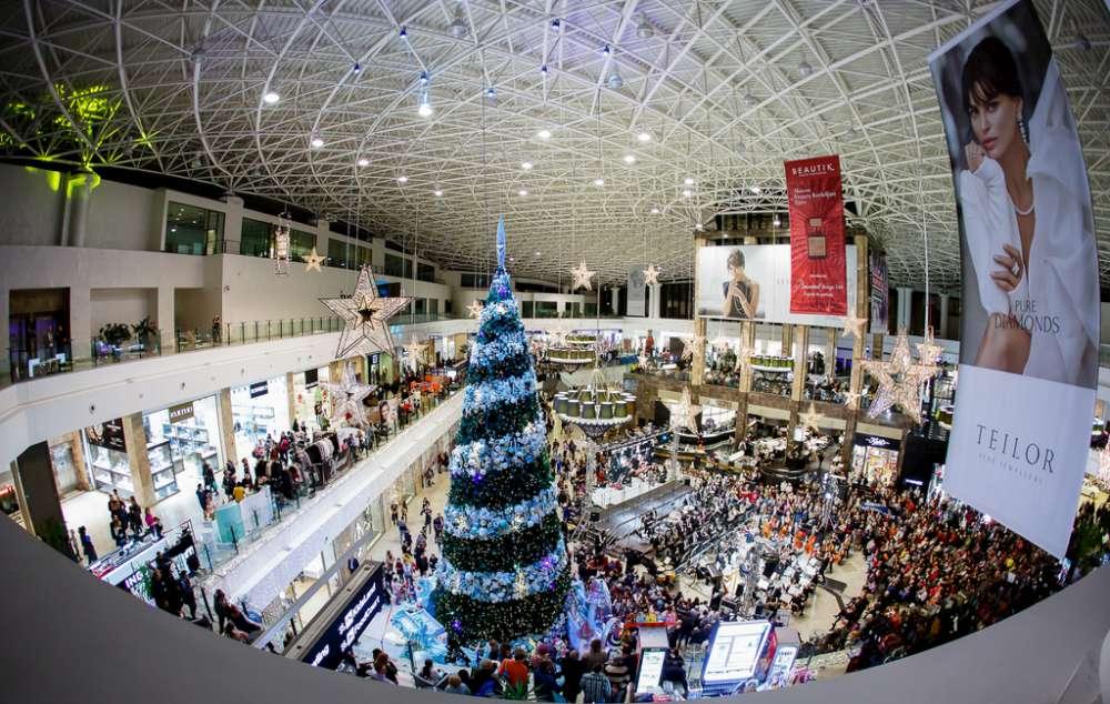 3 iPhone X și peste 3.000 de alte premii, cadourile oferite de Crăciun, de Palas