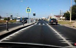 Restricții de circulație în zona trecerii de pietoni de la Popas Păcurari
