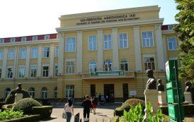 Condiții de cercetare de înalt nivel în domeniul științelor vieții la USAMV Iași