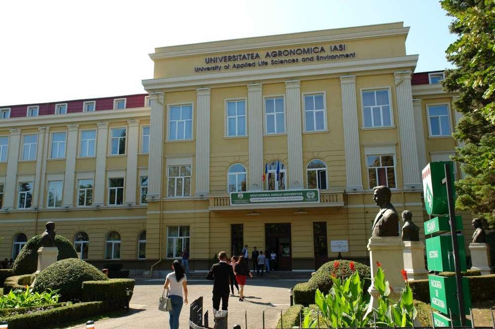 Proiecte importante pentru studenții USAMV Iași