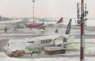Aeroportul Iasi este operational. Au fost inregistrate intarzieri minore cauzate de degivrarea aeronavelor