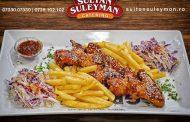 Sultan Suleyman a deschis sezonul de livrari la domiciliu. Comanda acum delicatese din bucataria orientala!