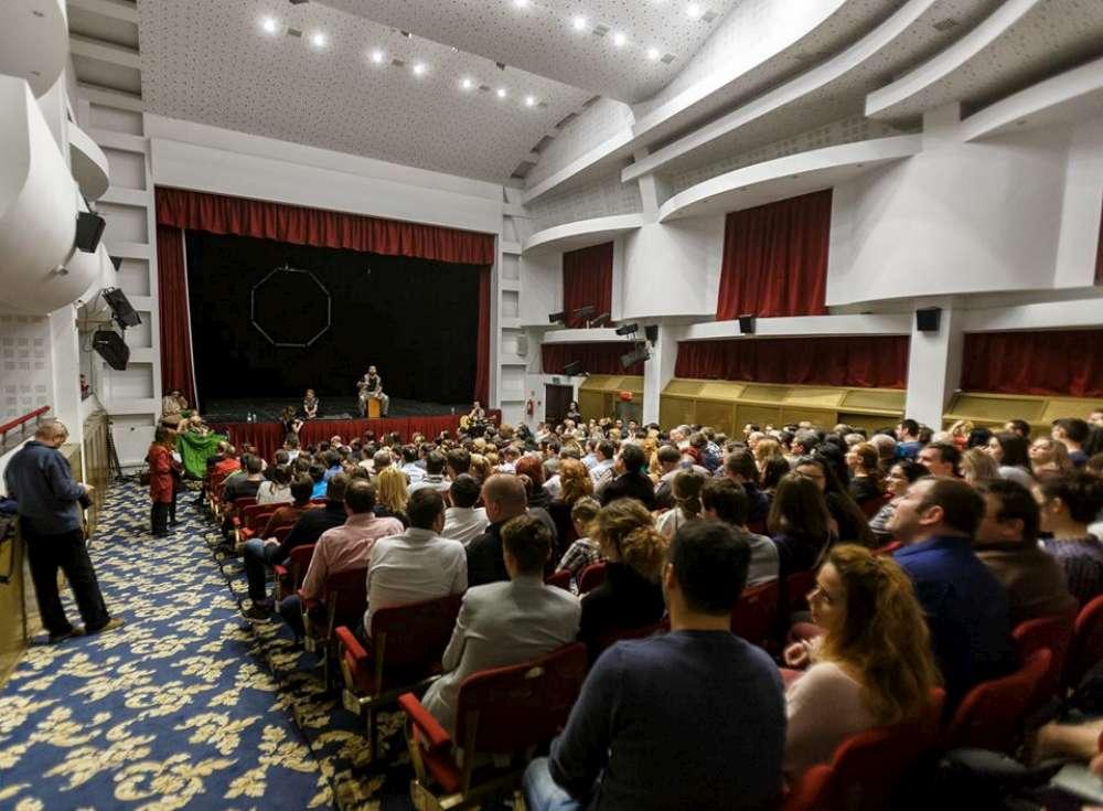 Realizările Ateneului Național din Iași în ultimii patru ani: 2.650 evenimente și 285.000 de spectatori