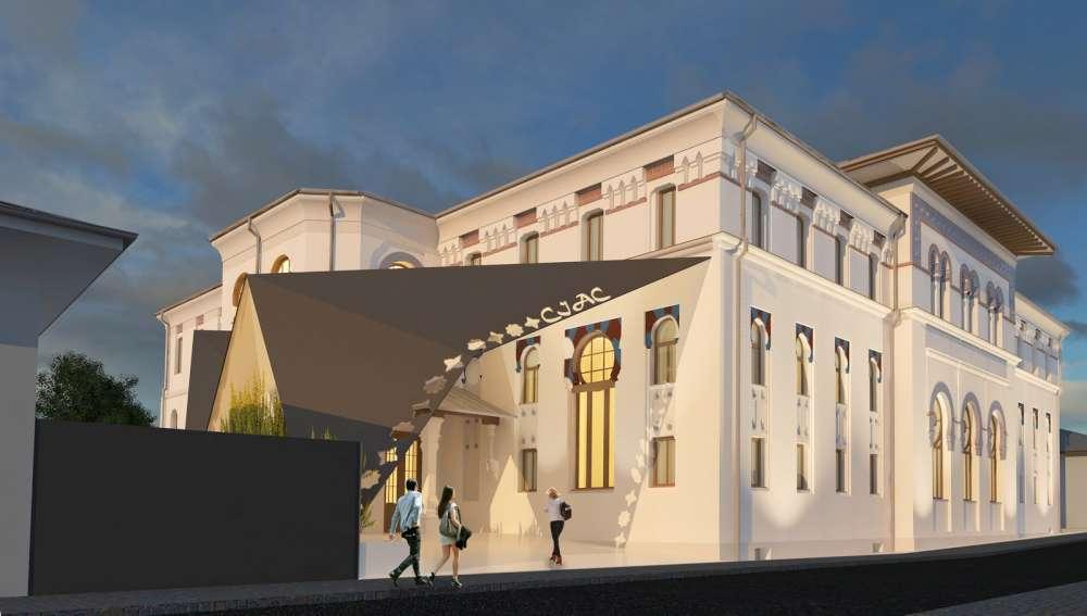 Ultimele detalii despre transformarea Baii Turcesti din Iasi in Centru Internațional de Artă Contemporană