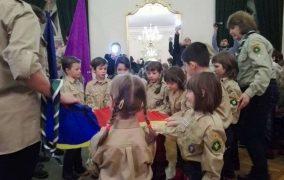 Ziua Mondială a cercetasilor, sărbătorită duminică la Palatul Culturii
