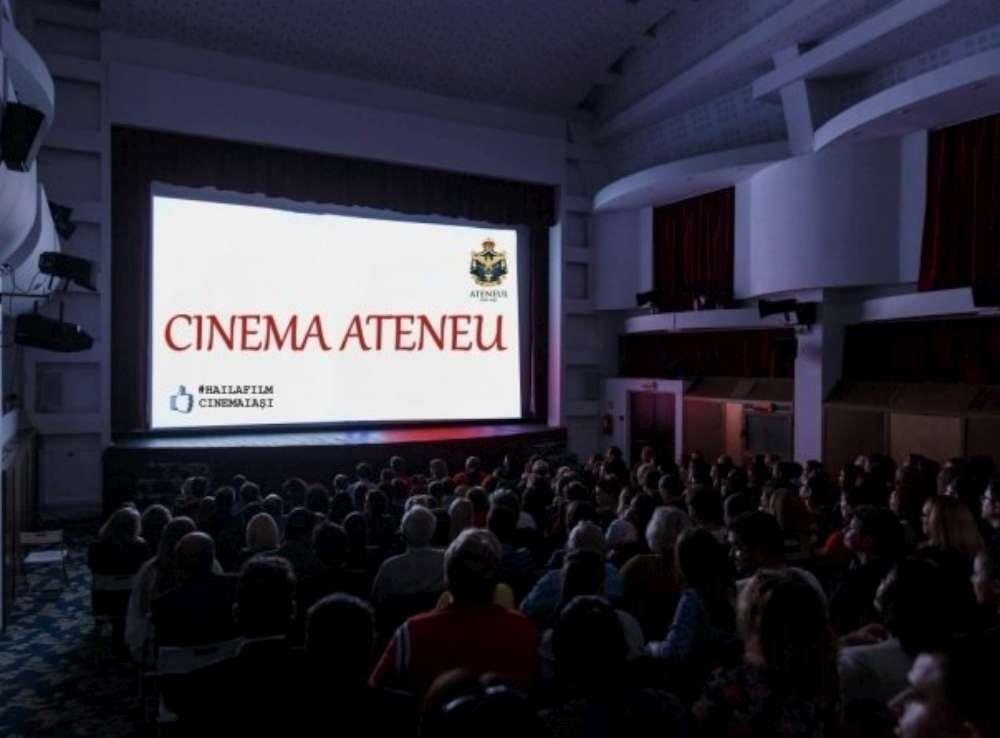 Gala Centenarului Filmului Românesc la Ateneul National din Iasi