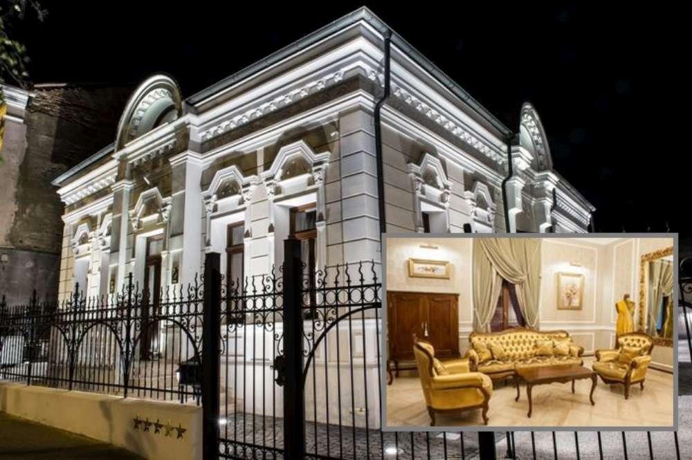 Casa avocatei lui Chirica, cea mai marketata cladire monument din Iasi. Indicatoarele turistice catre casa avocatei au invadat Iasul