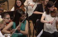 Concert de flaut și marimbă la Palatul Culturii