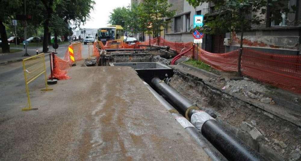 Veolia Energie Iași anunță finalizarea lucrărilor de modernizare a rețelelor termice primare de pe Șoseaua Națională