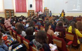 Peste 900 de elevi din regiune au interactionat cu angajatorii din Iasi, in cadrul Caravanei UAIC