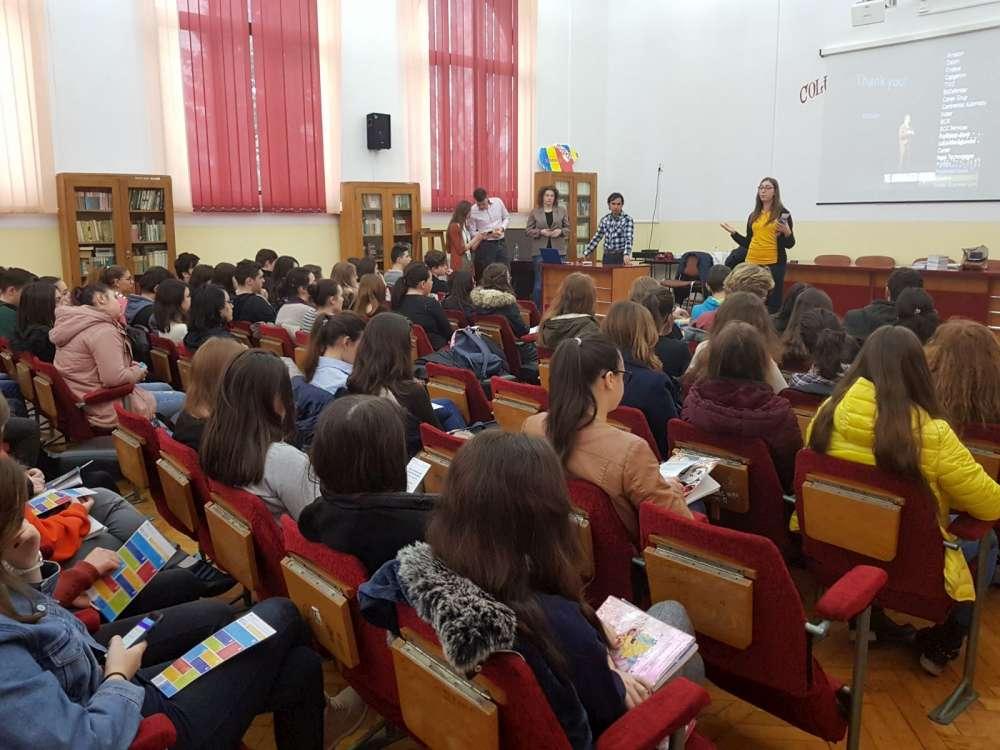 """Succes al elevilor ieseni la Concursul National de Creatie Literară """"Tinere Condeie"""""""