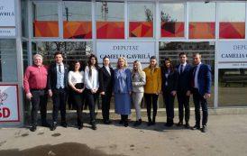 9 candidati pe un loc în proiectul de burse si stagii de internship coordonat de prof. dr. Camelia Gavrilă – Scoala Politică Iasi XXI, ajuns la cea de-a doua editie
