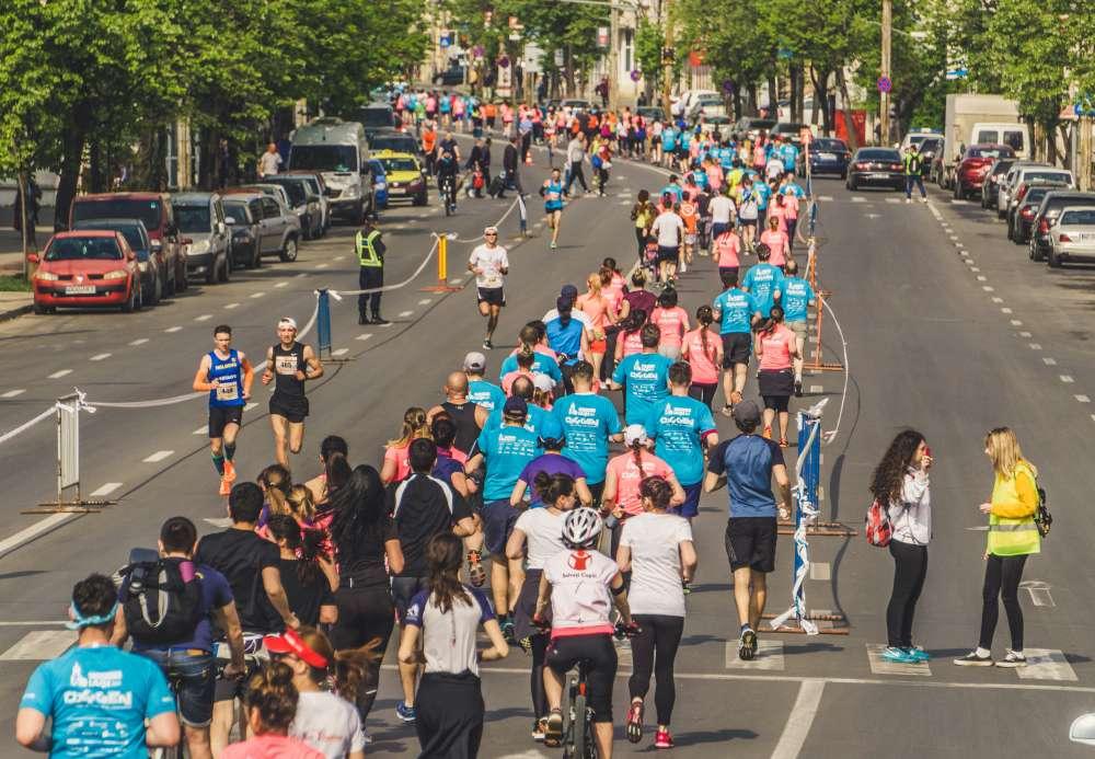 Semimaraton Iași 2019 aduce modificări în traficul rutier. Evenimentul caritabil reuneste peste 1500 de ieseni