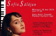 Recital de Absolvire Sofia Salajan, pianista minune a Iasului