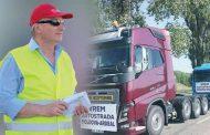 Anarhie in numele autostrazii. Liderii miscarii pentru autostrada Moldova- Ardeal vor invadarea cu camioane a Pietei Unirii din Iasi