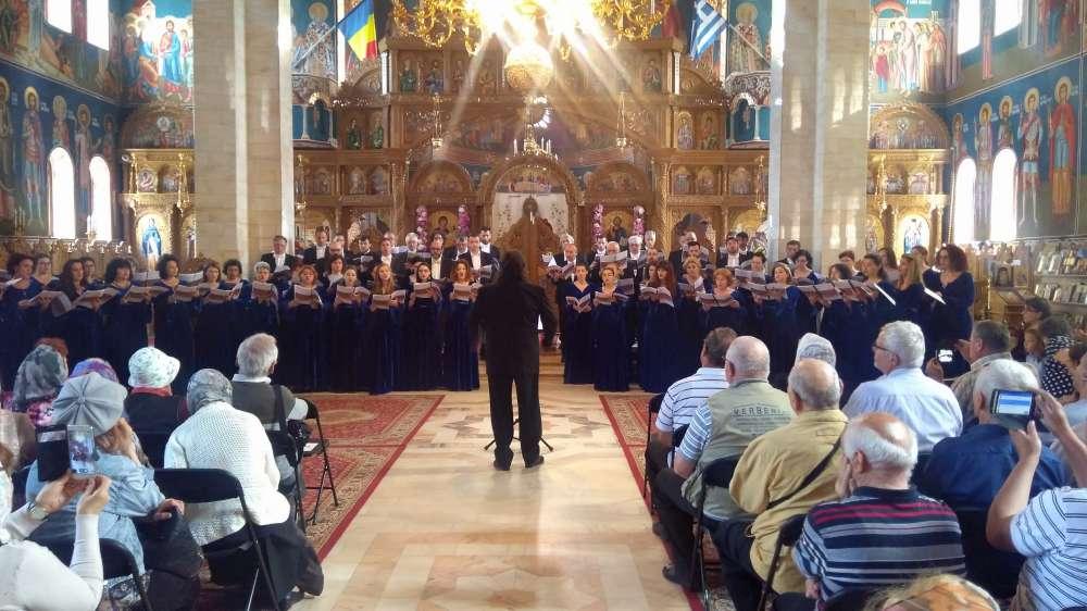 Ucraina, favorita juriului la Concursul Internaţional de Muzică Corală Iasi -Secţiunea Coruri de Copii şi Secţiunea Corurile de tineri