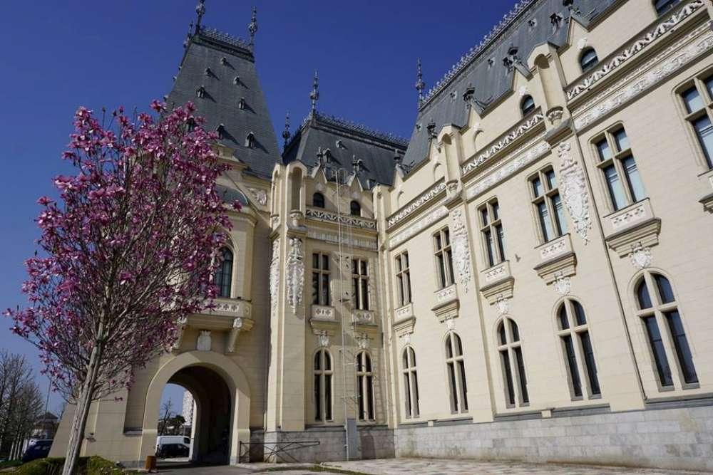 """Atelierele D.I.C.E. continuă cu o nouă temă: """" Palatul Culturii din Iași – istorie și arhitectură"""""""