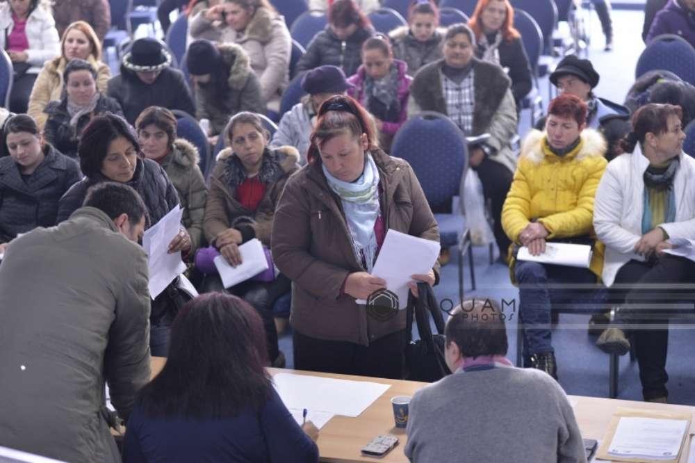 3,21 % –  rata şomajului înregistrat în evidenţele AJOFM Iași la finele lunii octombrie 2018