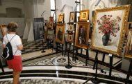 """Expoziția """"Potențial și abis II""""a artiștilor  Mircea Roman și Florentina Voichi"""