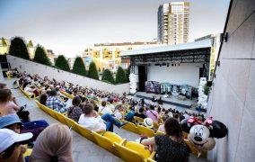 Ateneul National din Iasi invită publicul la spectacole de teatru în aer liber